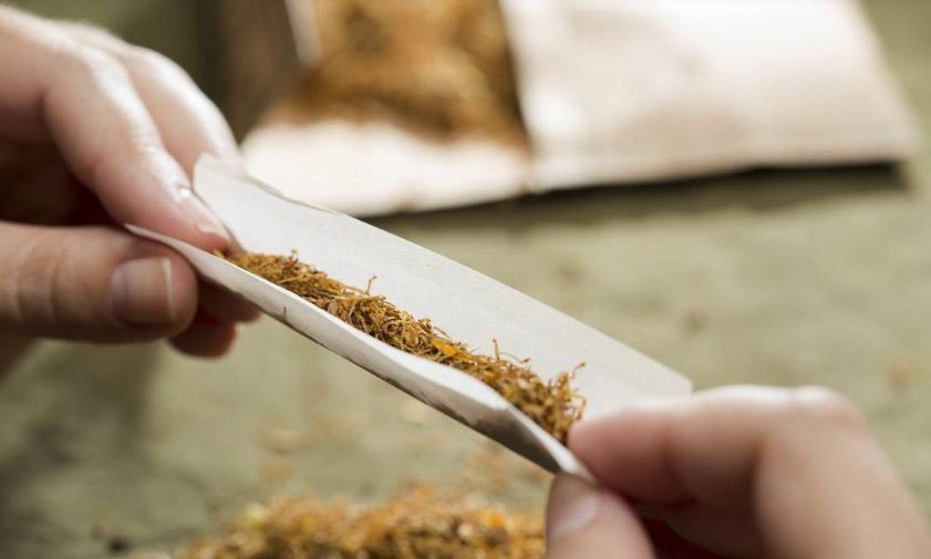 Tabaco Orgânico Smoking Natural